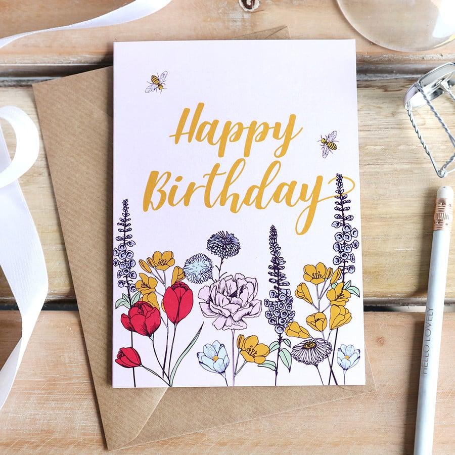 Ukázka narozeninového přání k sedmdesátce.