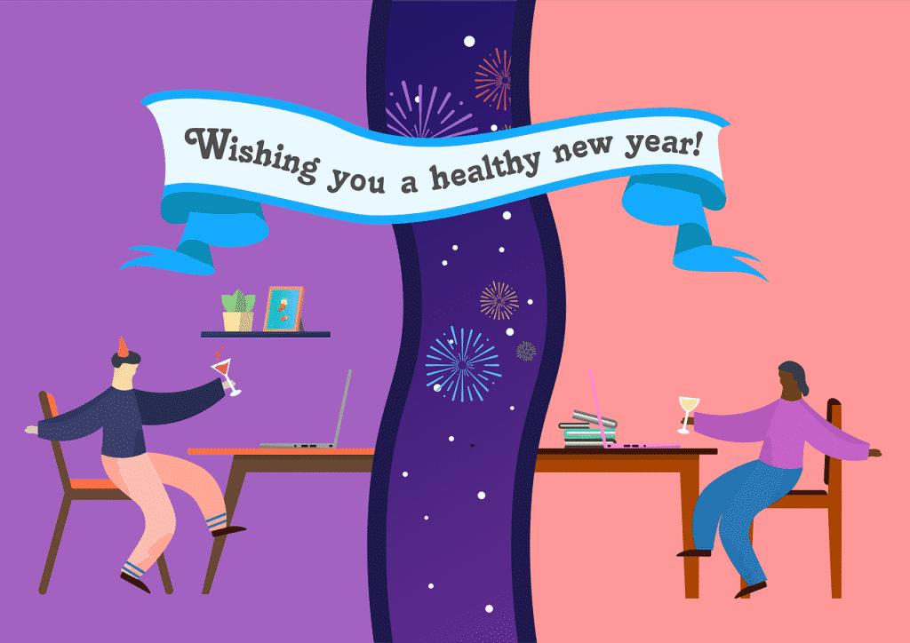 Nový rok ve zdraví.